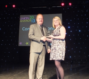 hayley student award