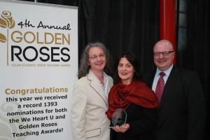 Golden roses awards