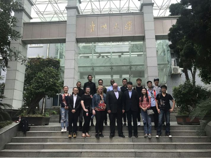 J2E Guiyang University April 2017